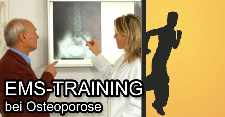 EMS-Training bei Osteoporose